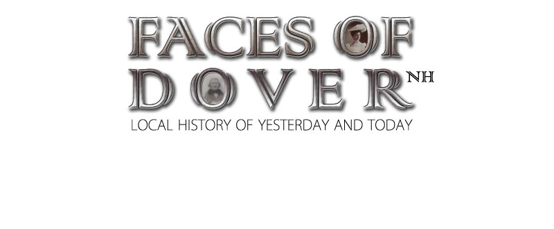 Face of Dover, NH History Project logo